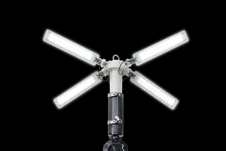 保護中: 充電式特殊LED投光器
